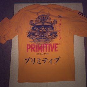 Primitive Skate tee (samurai drop)